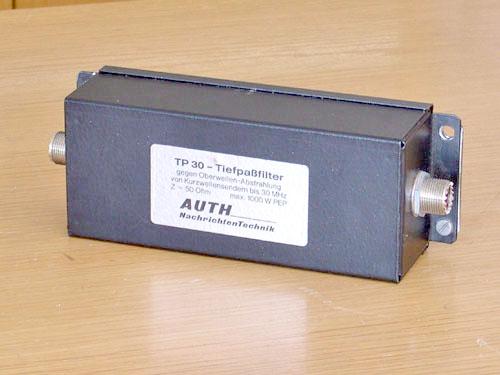 AUTH TP-30