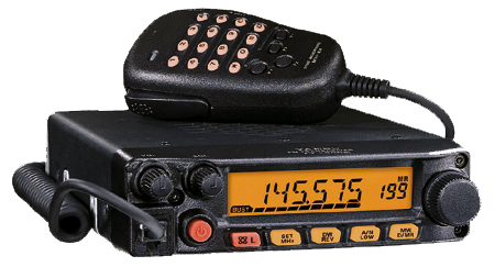 Yaesu FT-1900E