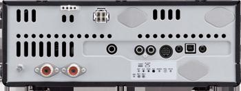 IC-7410 Rückseite