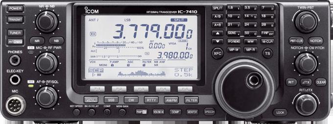 ICOM IC-7410