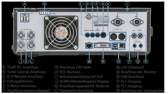 IC-7610-rear