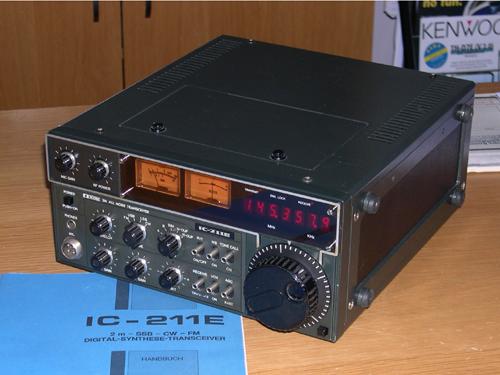 ICOM IC-211