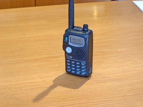 ICOM IC-T81E