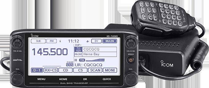 ICOM ID-5100E