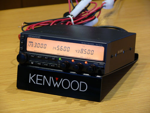 KENWOOD TM-741