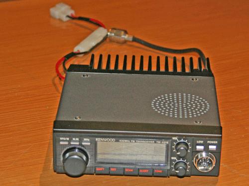 KenwoodTM-421