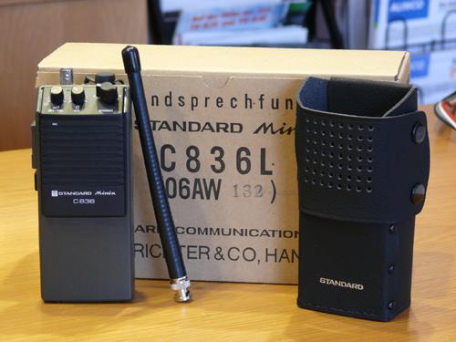 Standard Minix C836L