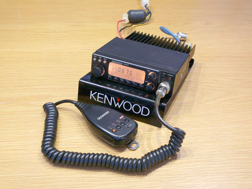 Kenwood TM-531E