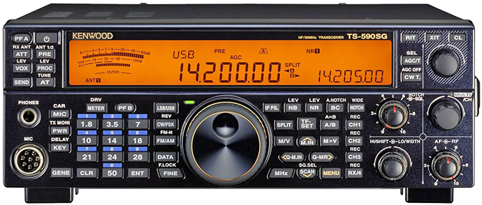 Kenwood TS-590SG Special Edition