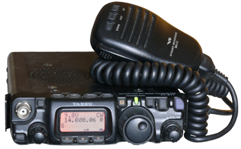 YAESU FT-817ND
