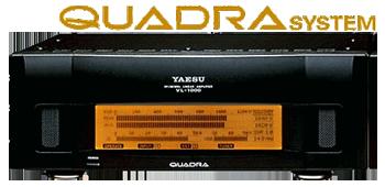 "YAESU VL-1000/VP-1000 ""Quadra"""