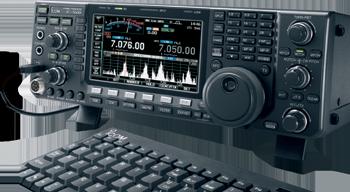 ICOM IC-7600
