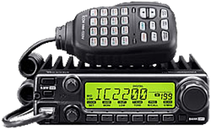 ICOM IC-2200H