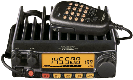 YAESU FT-2900E