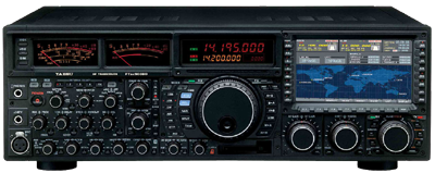 YAESU FT-DX 9000 D