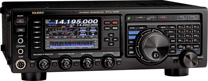 YAESU FT DX 1200