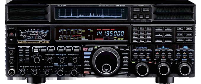 YAESU FT DX 5000 (D/MP)