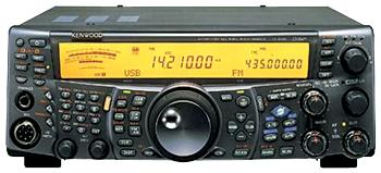 Kenwood TS-2000X