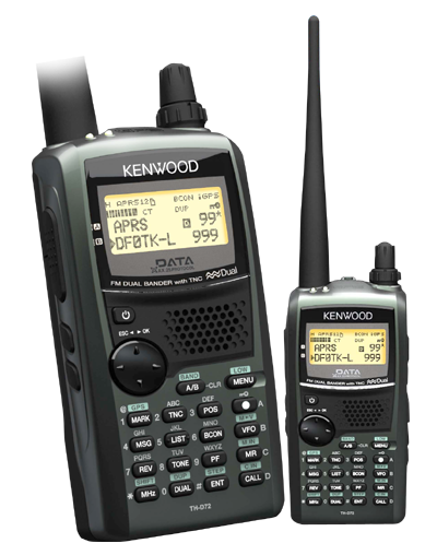 KENWOOD TH-D72E