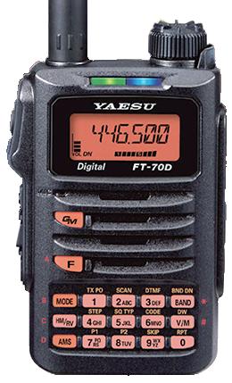YAESU FT-70DR