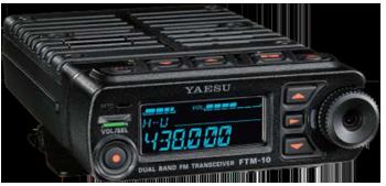 YAESU FTM-10SE