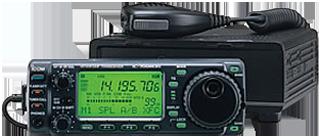 ICOM IC-706 MkIIG