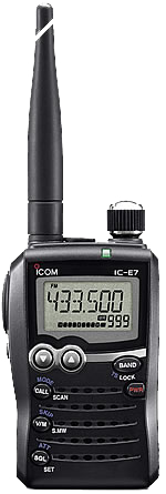 ICOM IC-E7
