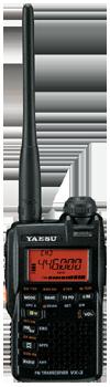 YAESU VX-3E