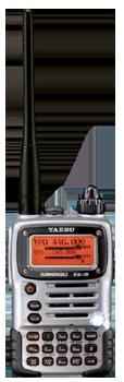 YAESU VX-7E